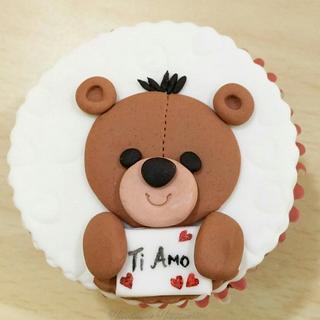 Ti Amo...<3 - Cake by Handmade Happiness