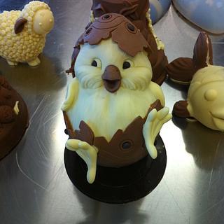 Chocolate - Cake by AuroraSweetcakes
