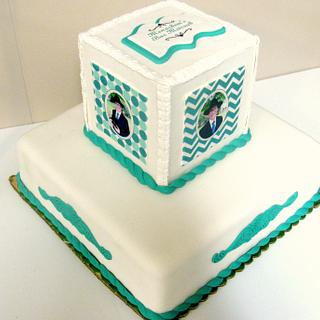 Bar Mitzvah  - Cake by Sweet Creations