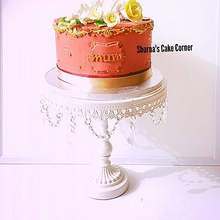 Birthday cake  - Cake by Shorna's Cake Corner