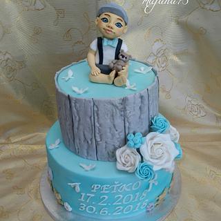 Cake for boy