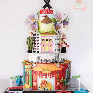 A Slice of Singapore - SG50 Bakers Collaboration