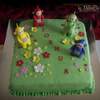 Teletubbies - Cake by Melissa Marthe