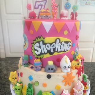 Shopkins Season 1, 2 and Season 3, Birthday Cake!