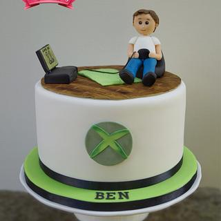 X Box for Ben