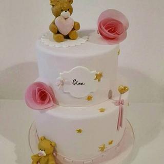 Elena - Cake by manuela scala