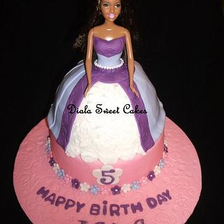 Simple Beauty  - Cake by DialaSweetCakes