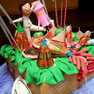 Festival of Lights- Diwali cake!