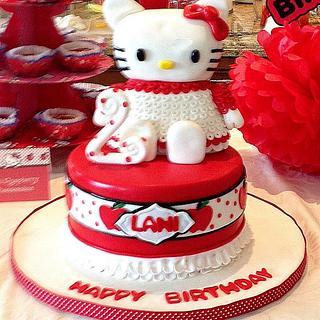 Hello Kitty Apple Birthday