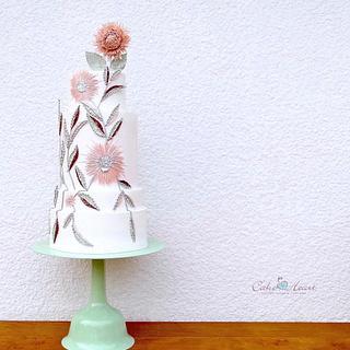 Mint & Blush - Cake by Cake Heart