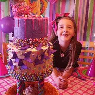 Cake was a success!!