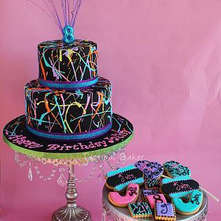 Art Cake and Cookies