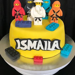 Ninjago cake - Cake by Tsvety