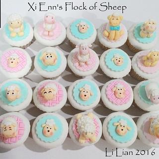 Xi Enn's Flock