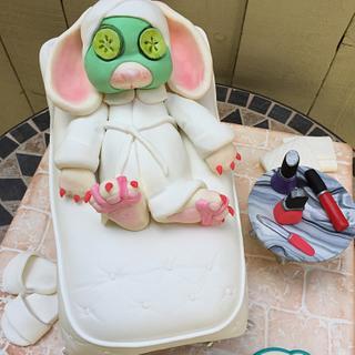 Spa Bunny