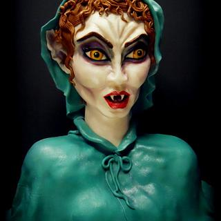 Vampire cake