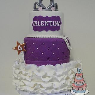 Princess Cake - Cake by Heather