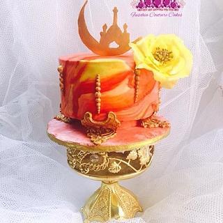 Ramadan Iftaar cake