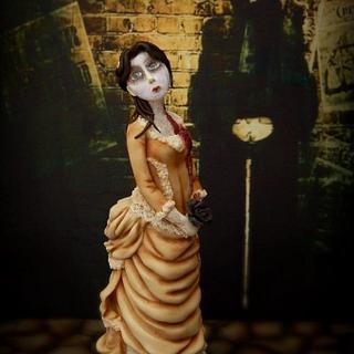 Flora - Penny Dreadful Cake Collaboration