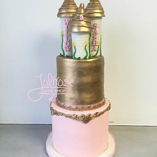 A special Princess cake - Cake by Jolirose Cake Shop