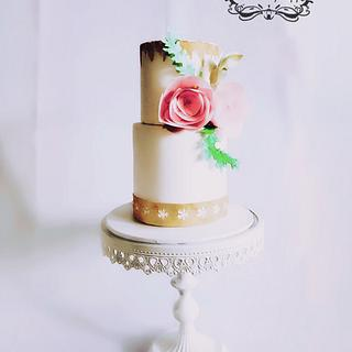 LadyBoss Birthday - Cake by Edelcita Griffin (The Pretty Nifty)