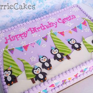 Girly Penguins....again :)