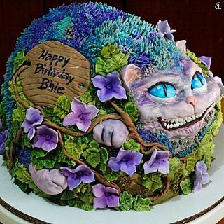 Cheshire cat blues