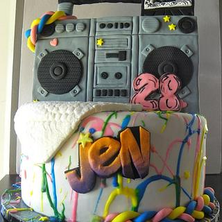 Totally 80's Birthday