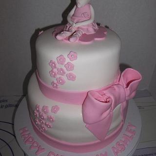 Angelina Ballerina Cake