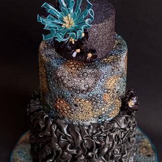 Bride to be... - Cake by Delice
