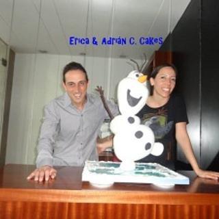 Erica & Adrián C. Cakes