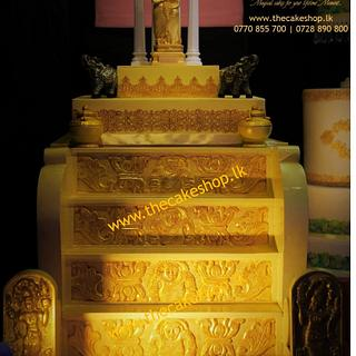 Sri Lankan Traditional cake