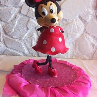 Minie cake - Cake by Susana