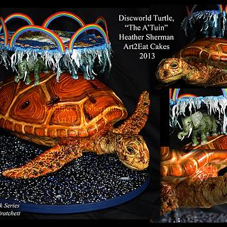 Discworld Turtle - The Great A'Tuin