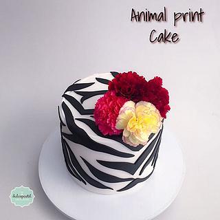 Torta Animal Print Medellín
