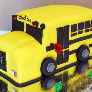 Back to School Cake!