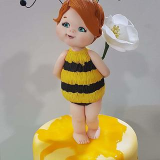 Welcome spring!  - Cake by Angela Cassano