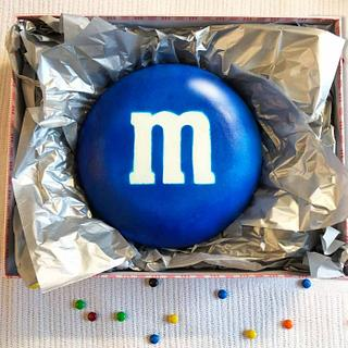 Ann's huge M&M isn't the craziest part of this story!