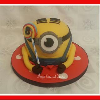 lollipop minion