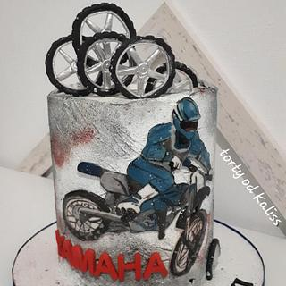 Bday motorcykle