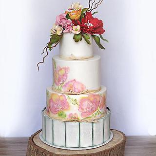 Wedding cake..