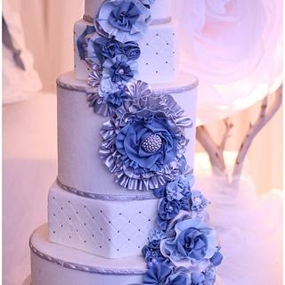 French Dream - Cake by Sophie Bifield Cake Company