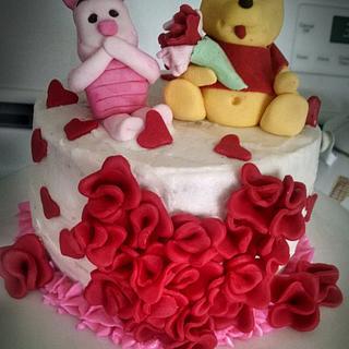 Winnie the Pooh valentines