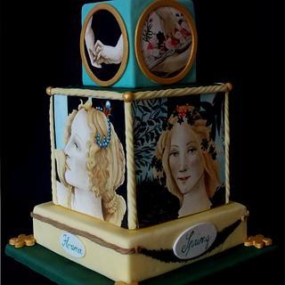 Botticelli Cake