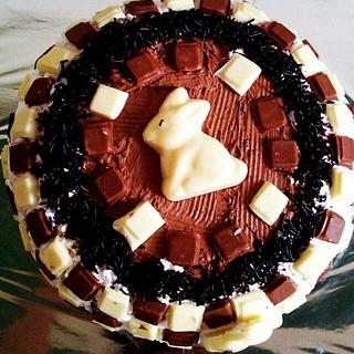 Chocolate Brick Cake