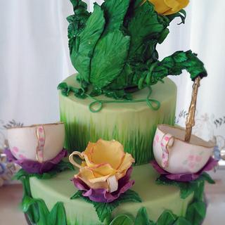 Sugar Artist Tea Party