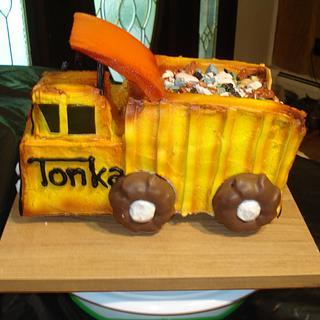 Old Tonka Truck