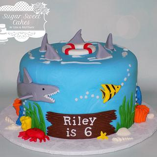 Under the Sea - Cake by Sugar Sweet Cakes