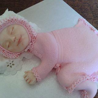 3d baby girl