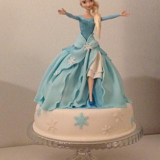 Elza from Frozen
